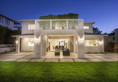 Total Home Remodel in Del Mar, California.